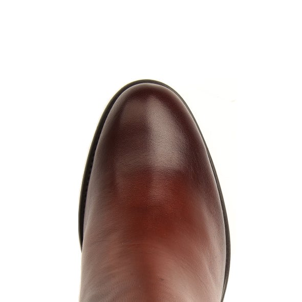 Top Image for Molly pull on Leather Boot