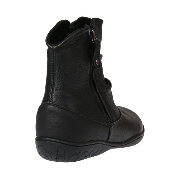 Back Image for Monz Leather Ankle Boot