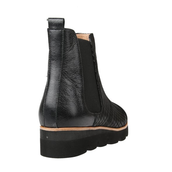 Back Image for Moro Pull on Leather Boot