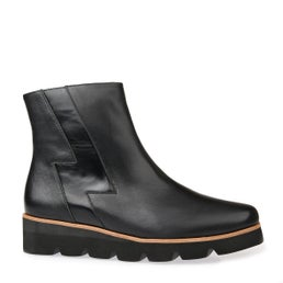 Morrobolt Leather Boot