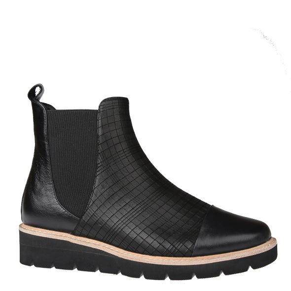 Hero Image for Morrostte Pull on Leather Boot