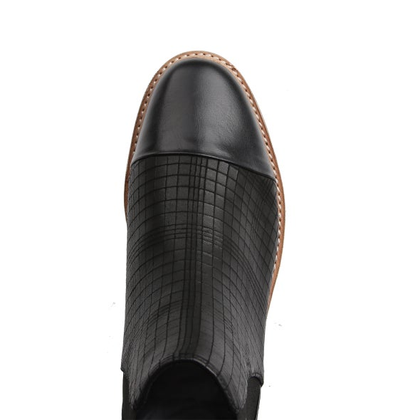 Top Image for Morrostte Pull on Leather Boot