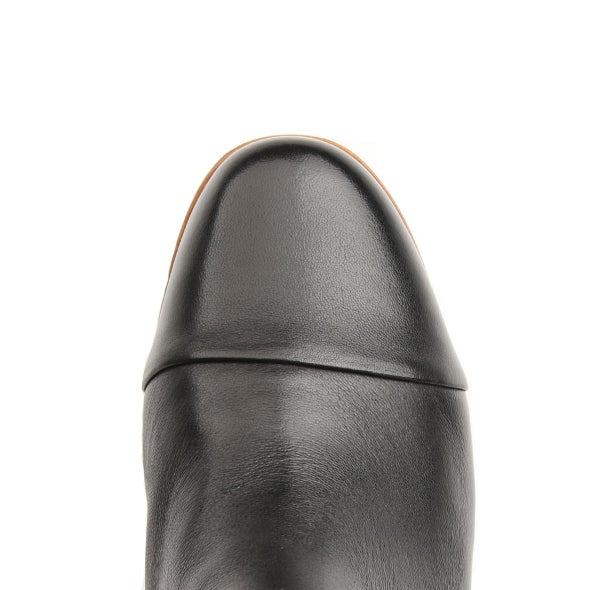 Top Image for Morrozip Pull on Leather Boot