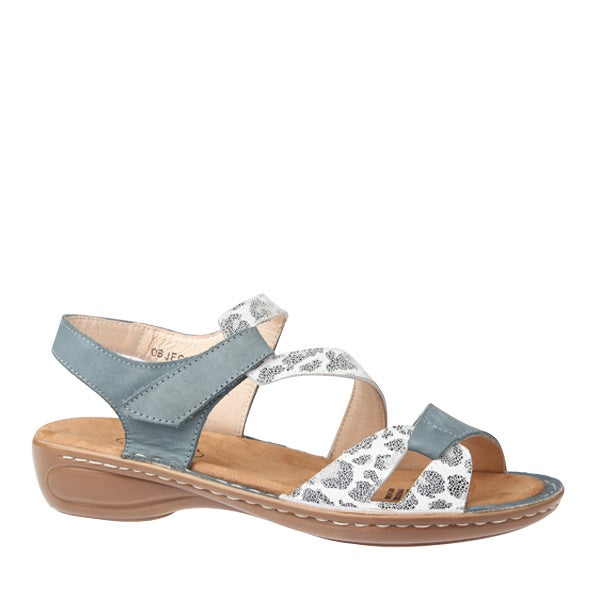 Hero Image for Objective Strappy Leather Sandal