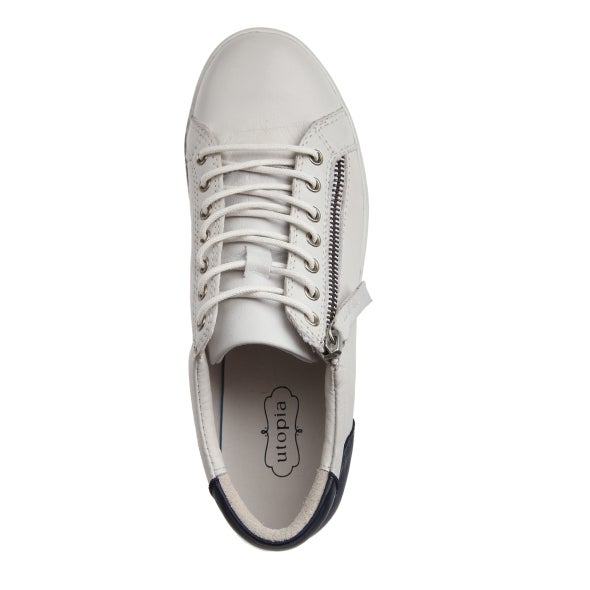 Top Image for Olivia Lace-up Sneaker