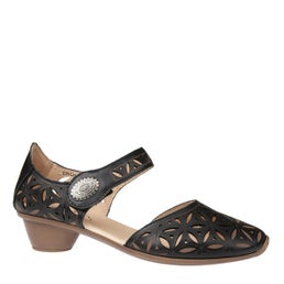Orchid Mary Jane Shoe