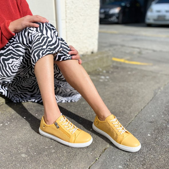 Angle Image for Ornella Lace-up Sneaker