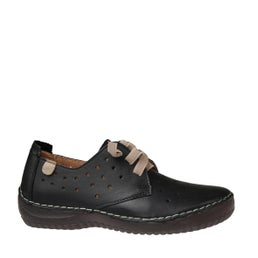 Oxie Leather Slip-on Shoe