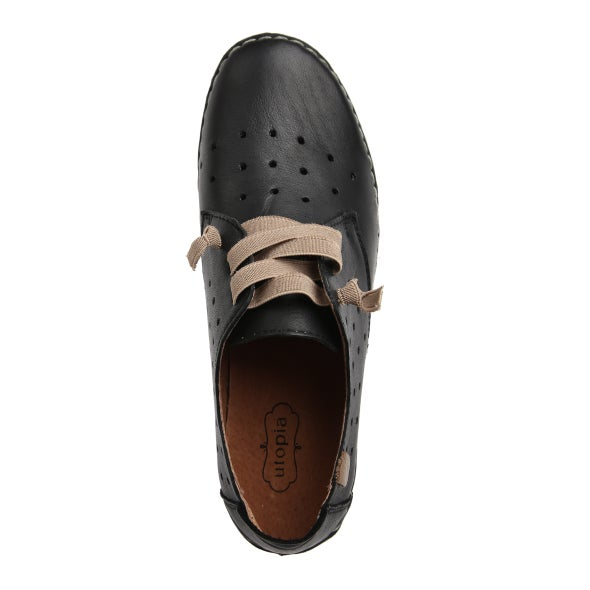 Top Image for Oxie Leather Slip-on Shoe