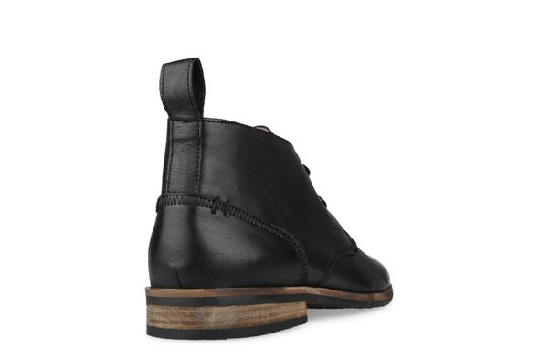 Back Image for Player Leather Lace-up Boot