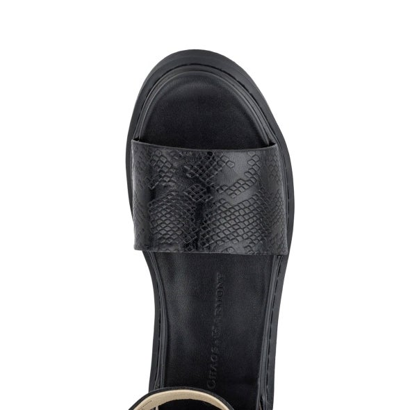 Top Image for Quay leather sandal