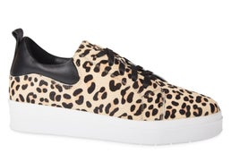 Remy Leather Lace-up Sneaker