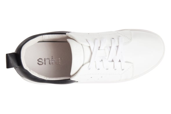 Top Image for Remy Leather Lace-up Sneaker