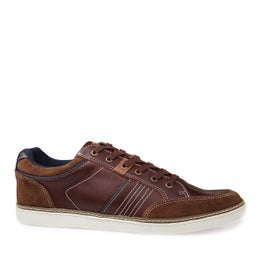Roland Leather Laceup Shoe