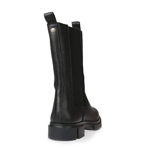 Back Image for Romy gusset leather boot