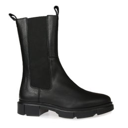 Romy Gusset Leather Boot