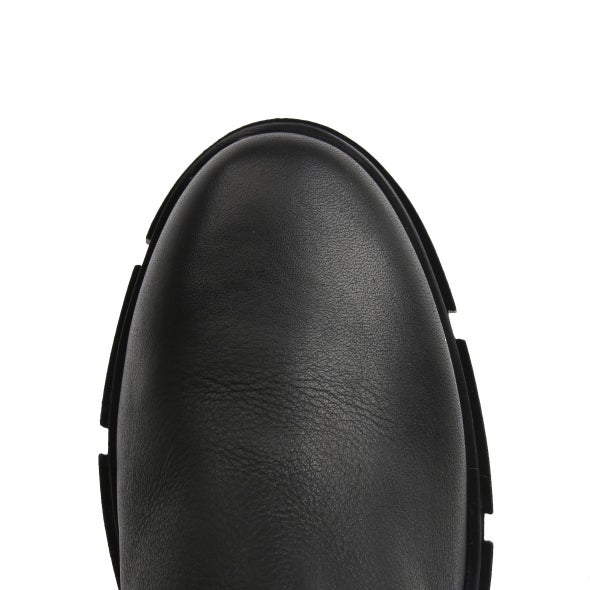 Top Image for Romy gusset leather boot