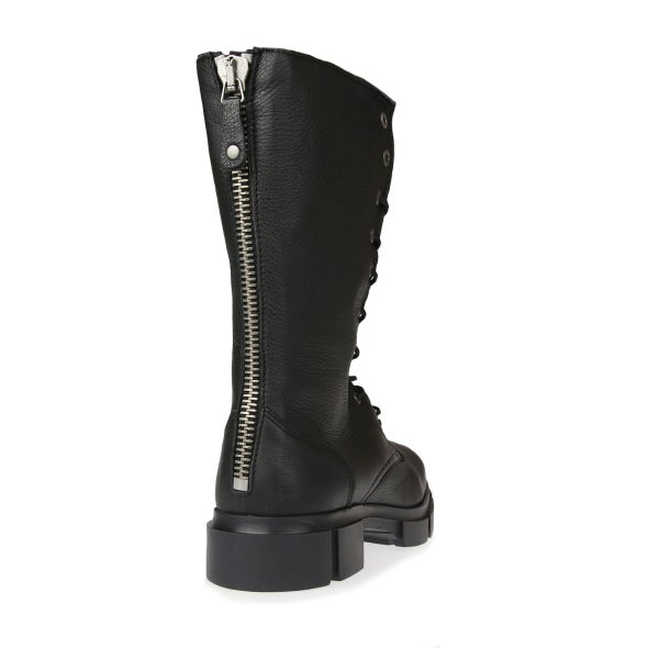 Back Image for Romy midlace leather boot