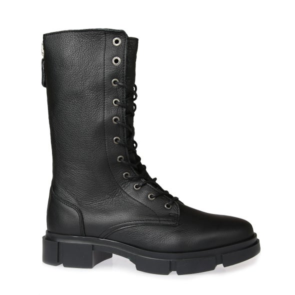 Hero Image for Romy midlace leather boot