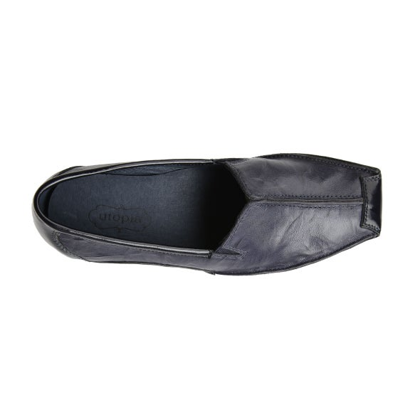 Top Image for Rubies Leather Slip-on Shoe