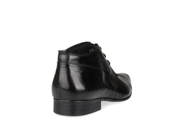 Back Image for Saville Row Leather Lace-up Boot