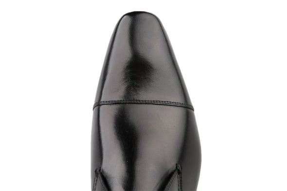 Top Image for Saville Row Leather Lace-up Boot