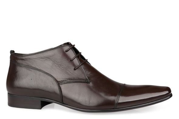 Hero Image for Saville Row Leather Lace-up Boot