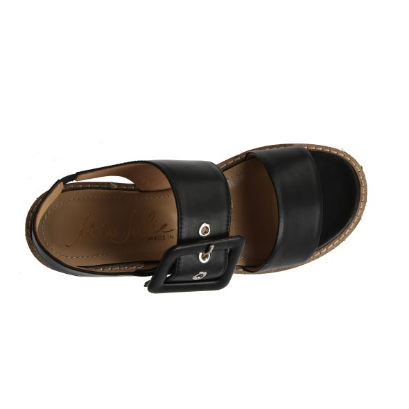 Top Image for Serena Leather Sandal