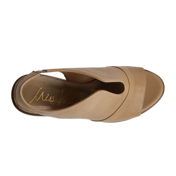 Top Image for Shania Leather Sandal