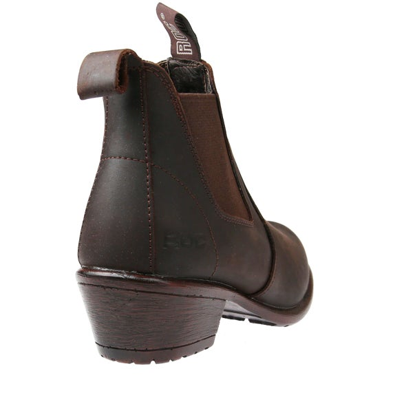 Back Image for Sierra Leather Pull on Boot