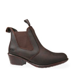 Sierra Leather Pull On Boot