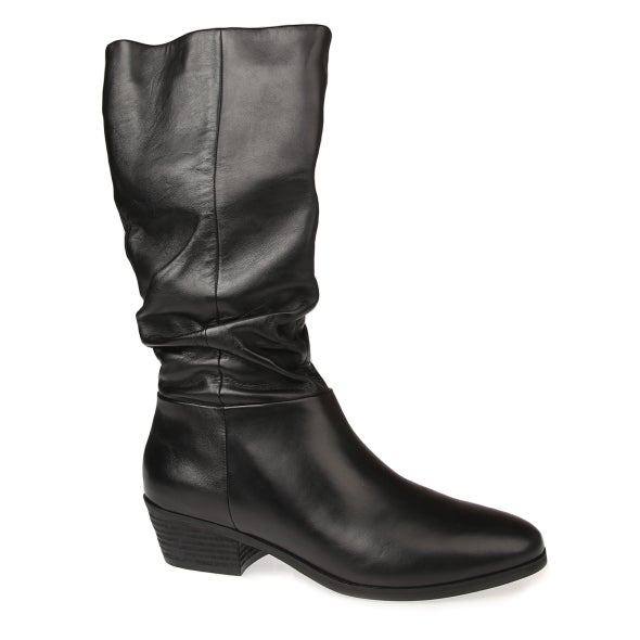 Hero Image for Solange Leather calf boot