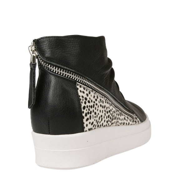 Back Image for Stormz Leather Bootie Sneaker
