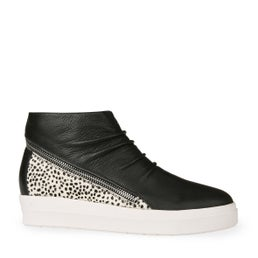 Stormz Leather Bootie Sneaker