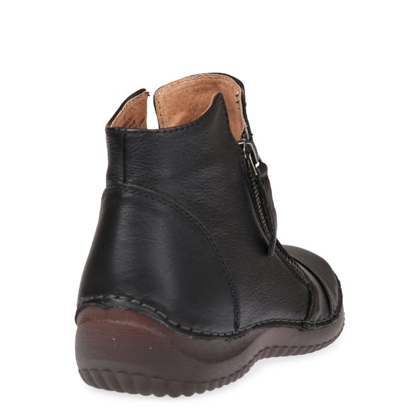 Back Image for Superior Leather Ankle Boot