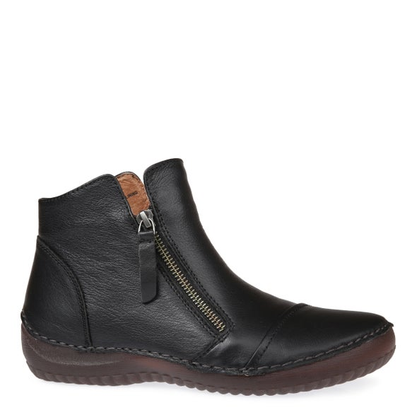 Hero Image for Superior Leather Ankle Boot