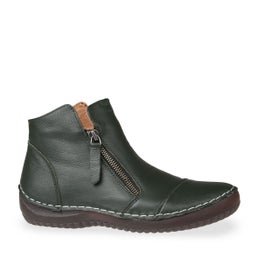 Superior Leather Ankle Boot