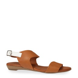Suzanne Leather Sandal