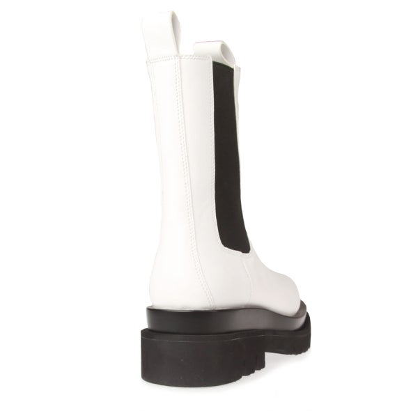 Back Image for Tanked Leather Boot