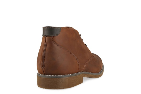 Back Image for Terminal Leather Lace-up Boot
