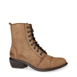 Territory Leather Lace Up Boot