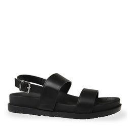 Toga Strappy Leather Sandal