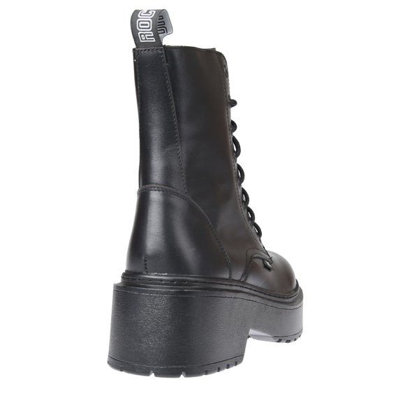 Back Image for Tomboy laceup boot