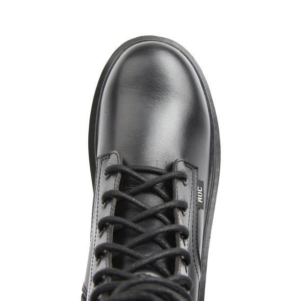 Top Image for Tomboy laceup boot