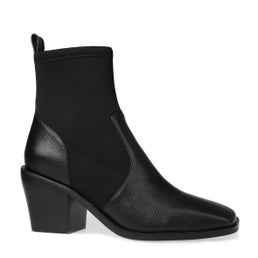 Tyler Leather Pull On Boot