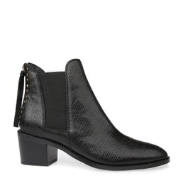 Wisdom Leather Ankle Boot