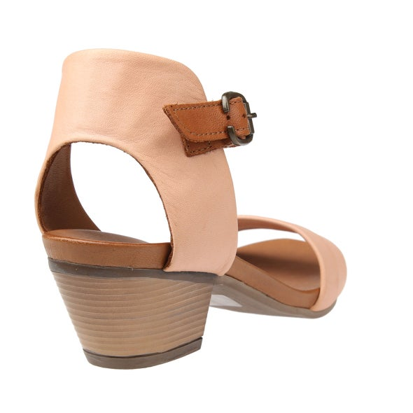 Back Image for Yamila Leather Sandal