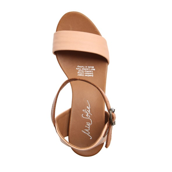 Top Image for Yamila Leather Sandal